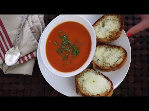 Side Dish Recipes - How to Make Toasted Garlic Bread