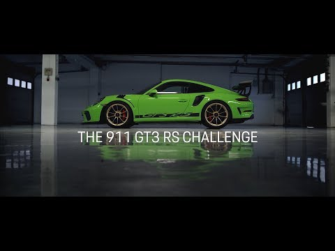 The 911 GT3 RS Challenge ? Level 3: Training Day.