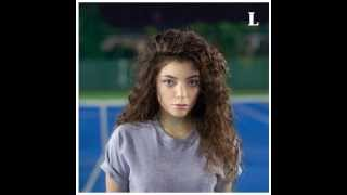 Lorde - Tennis Court (Audio)