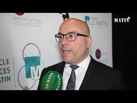 Video : Matinales de la fiscalité : Déclaration de Luc Durand, Managing director Morocco & Algérie- Ipsos