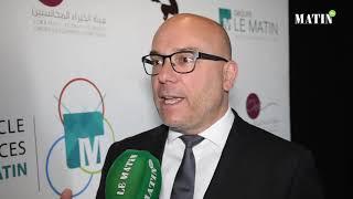Matinales de la fiscalité : Déclaration de Luc Durand, Managing director Morocco & Algérie- Ipsos