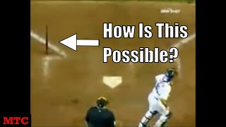 MLB One in a Trillion Plays Compilation