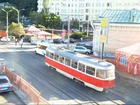 Kiev trams