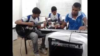 tempo perdido- Legião urbana (cover) mandiuca produções - live in school