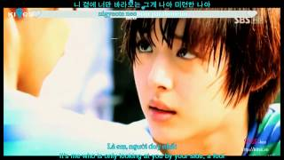 [Vietsub + Kara] It's me - SNSD Sunny  ft. f(x) Luna (OST To The Beautiful You)