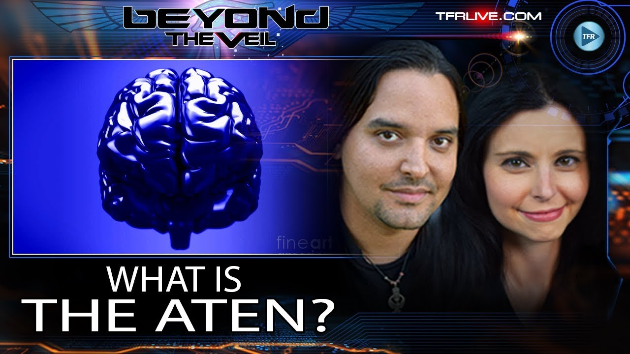 WHAT IS THE ATEN : The Computer Brain from Beyond The Veil