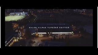 Vilpas ylpeänä esittää Korisliigaa Salohallissa 2016-2017