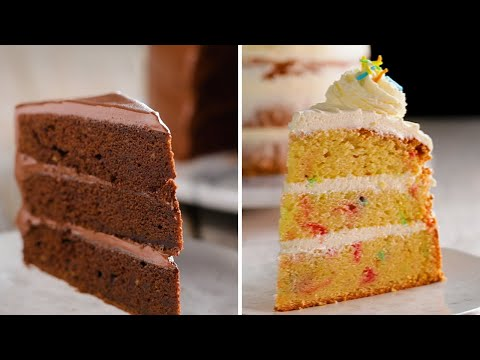 The 3 Best Ever Cake Recipes You Should Know How To Bake
