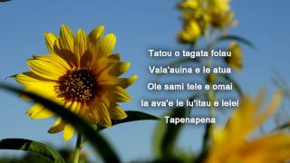 Lin-Manuel Miranda & Opetaia Foa'i - We Know the Way (lyric video)