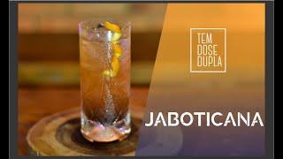 Drink com Cachaça - JABOTICANA
