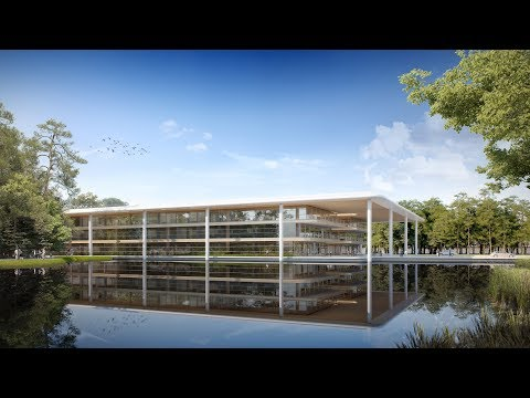 Foster + Partners designs golf headquarters for PGA Tour in Florida