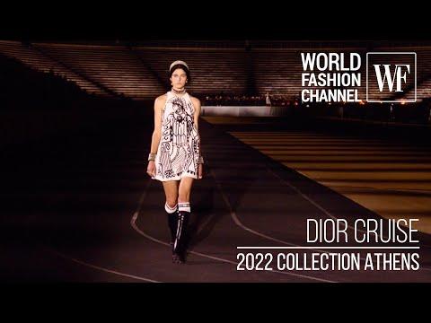 Dior Cruise 2022 Collection Athens