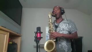 EWF - Let's Groove - Saxophone Cover by Devin McDaniel
