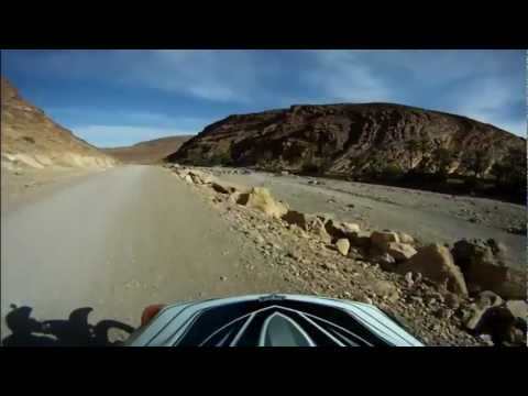 Riding with Wilderness Wheels in Morocco 2011