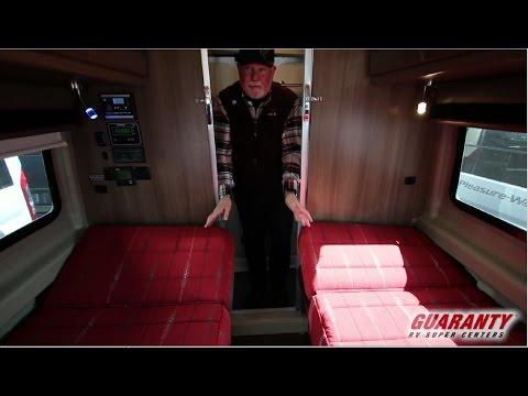 2017 Winnebago Travato 59 K Class B Diesel Camper Van • Guaranty.com