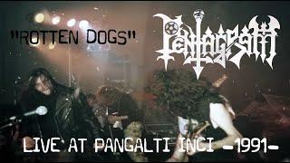 Pentagram - Rotten Dogs (LIVE) @ Pangaltı İnci Sineması / 1991