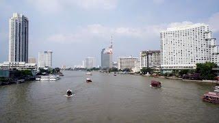 Walking In Bangkok (Thailand)