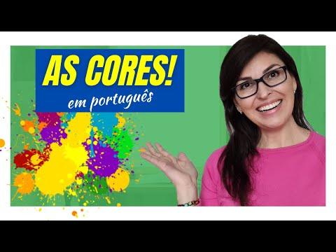 10 Expressões com cores!