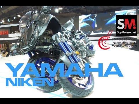 Yamaha Niken 2018 / EICMA 2017 [FULLHD]