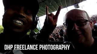 FM99 Lunatic Luau 18 Concert Hits Vlog with Sope Watson