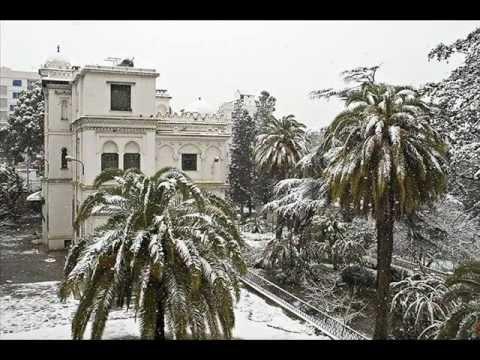 سحر طبيعة الجزائر algerie la magie des paysages: mer montagne et sahara