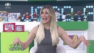 Flamengo vira líder e Renata Fan fica apavorada para Libertadores