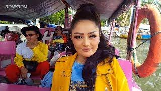 Lagi Syantik dalam Perjuangan dan Keseruan pembuatan Video Klip Siti Badriah width=