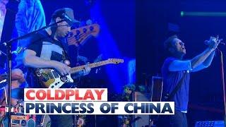 Coldplay - 'Princess Of China' (Live At The Jingle Bell Ball 2015)