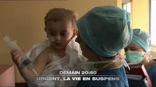 Teaser - Urgent la vie en suspens - M6 - 2008