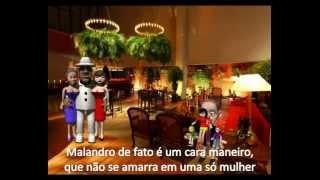 Malandro É Malandro, Mané É Mané - Diogo Nogueira