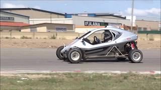 Kart cross en miranda 8 julio 2017 video hd