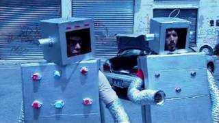 Flight of the Conchords-Robots