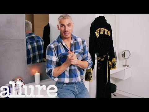 Celeb Hairstylist Chris Appleton's Intimate Bathroom Tour | Allure