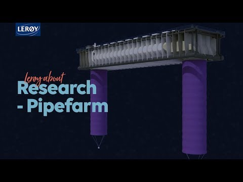 Lerøy about research - Pipefarm