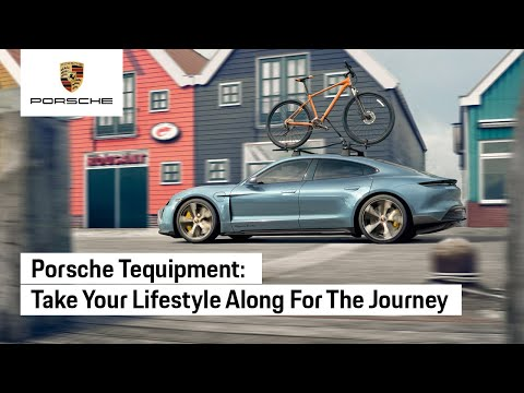 Porsche Tequipment Original Accessories