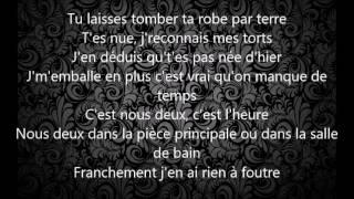 SCH - Je la connais [Paroles, Lyrics]
