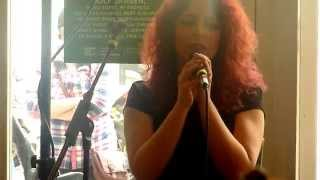 Stream Of Passion - The Curse (acoustic live @ instore Sounds Tilburg 30.04.2014) 3/3