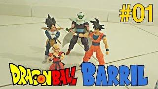 DRAGON BALL BARRIL #01 (SE DRAGON BALL FOSSE NA BAHIA +18)