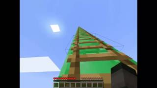 I BELIEVE I CAN FLY MINECRAFT