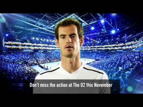 2017 ATP Finals Tickets On Sale Watch Murray