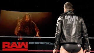 Bray Wyatt introduces Finn Bálor to Sister Abigail: Raw, Oct. 2, 2017