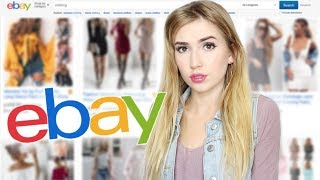 Wearing $5 Clothes From Ebay For A Week!