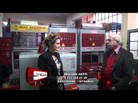 Business Türk - Sektörel Haber Merkezi May Metal - Ambalaj Makineleri 0212 268 21 39