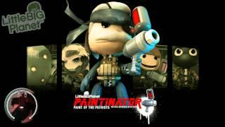 LittleBigPlanet Soundtrack (MGS DLC) - Encounter (LBP remix)
