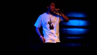 'Here's To You' by YoursTruly(mc) Live @ The Plush Lounge, Hollywood