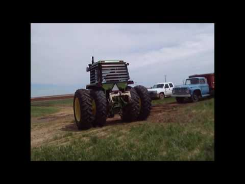 1975 John Deere 4430W tractor for sale | no-reserve Internet auction May 3, 2017