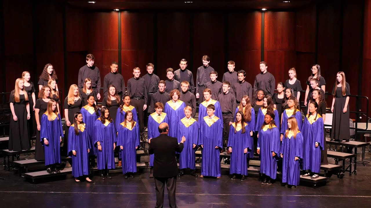 Senior School Concert & Chamber Choirs: Hallelujah