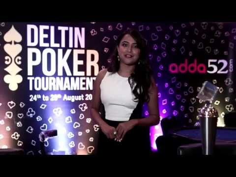 Day 4 at Deltin Poker Tournament Aug'16 powered by Adda52.com