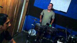 Vivir la vida -  Marck Anthony -  Cover Grace Band
