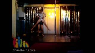 Rodrigo Mayol y Rocio Varela   baile del caño   Baila Piaf